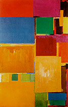 Cathedral 1959 By Hans Hofmann