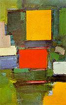The Gate 1959 By Hans Hofmann