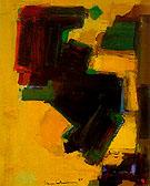 Orbiting Shapes 1959 By Hans Hofmann