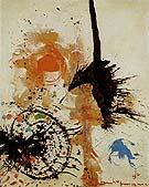 The Prey 1956 By Hans Hofmann