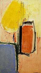 Composition No 1 1953 By Hans Hofmann
