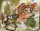 Composition No 7 1953 By Hans Hofmann