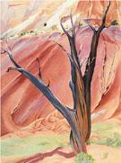 Gerald's Tree 1937 By Georgia O'Keeffe