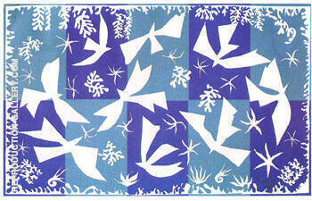 Polynesia The Sky 1948 By Henri Matisse