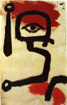 Paukenspieler 1940 By Paul Klee