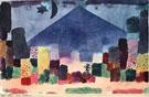 Der Niesen 1915 By Paul Klee