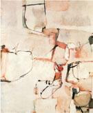 Albuquerque No 3 1951 By Richard Diebenkorn
