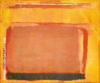 Untitled 1949 422 By Mark Rothko Replica Paintings on Canvas - Reproduction Gallery