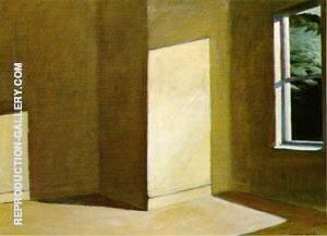 Sun in an Empty Room 1963 By Edward Hopper
