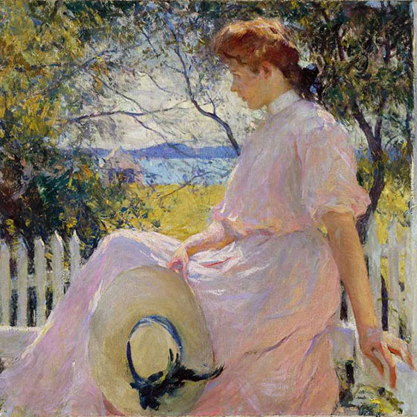 Oil Painting Reproductions of Frank Weston Benson