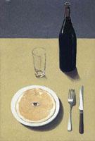 Portrait Still Life 1935 By Rene Magritte