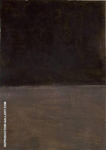 Untitled 1968 By Mark Rothko