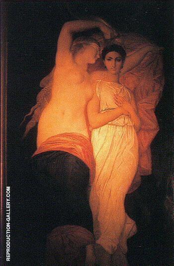 La Fortune 1855 By William-Adolphe Bouguereau