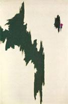 1963 A By Clyfford Still