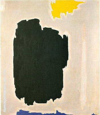 1951 NO 2 By Clyfford Still Replica Paintings on Canvas - Reproduction Gallery