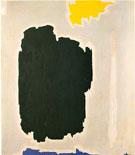 1951 NO 2 By Clyfford Still