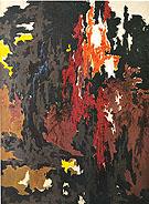 1949 M By Clyfford Still