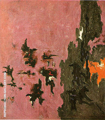 1948 B Painting By Clyfford Still - Reproduction Gallery