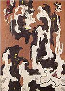 JANUARY 1947 By Clyfford Still