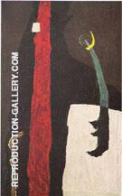 1945 K By Clyfford Still