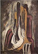 1937 8 A By Clyfford Still