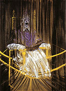 Study after Velazquez Portrait of Pope Innocent X 1953 By Francis Bacon