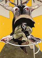 Second version of Painting 1946 By Francis Bacon