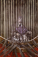 Study after Valazquez 1950 By Francis Bacon
