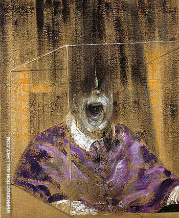 Head VI 1949 By Francis Bacon Replica Paintings on Canvas - Reproduction Gallery