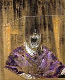 Head VI 1949 By Francis Bacon