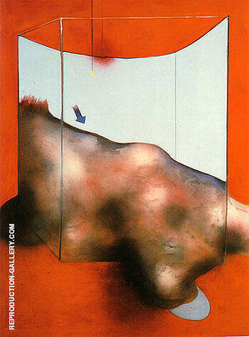 Sand Dune 1983 By Francis Bacon Replica Paintings on Canvas - Reproduction Gallery