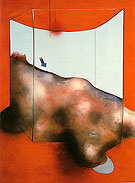 Sand Dune 1983 By Francis Bacon
