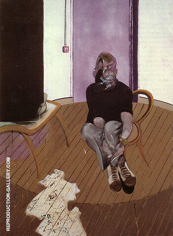 Self Portrait 1973 By Francis Bacon Replica Paintings on Canvas - Reproduction Gallery