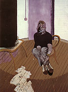 Self Portrait 1973 By Francis Bacon