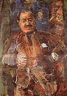Marczell von Nemes 1929 By Oskar Kokoschka
