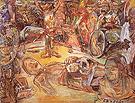 That for Which We Fight 1943 By Oskar Kokoschka