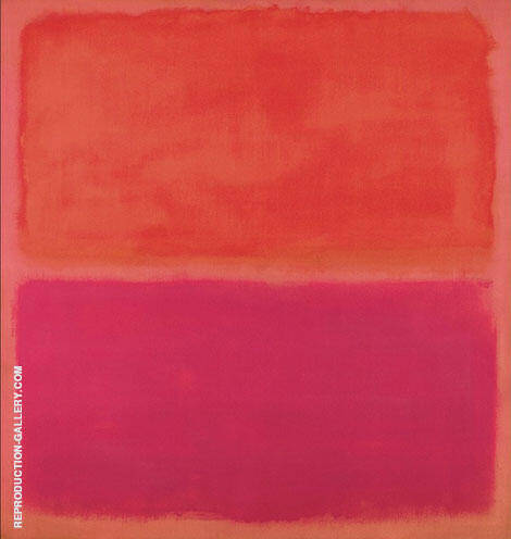 Untitled No 3 1967 By Mark Rothko - Oil Paintings & Art Reproductions - Reproduction Gallery