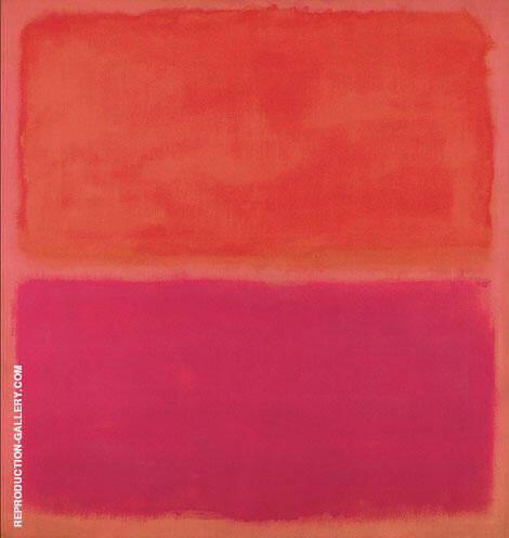 Untitled No 3 1967 By Mark Rothko