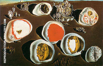 Accommodations of Desire 1929 By Salvador Dali