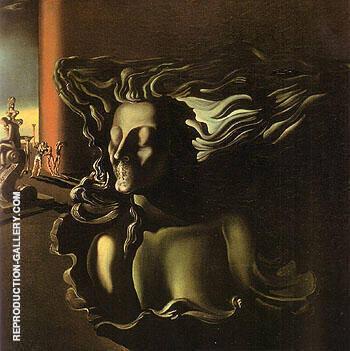 The Dream 1931 By Salvador Dali