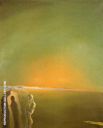 The Ambivalent Image 1933 By Salvador Dali