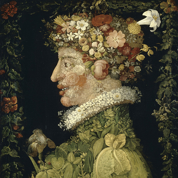 Oil Painting Reproductions of Giuseppe Arcimboldo