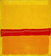 Untitled Number 5 No 22 1949 By Mark Rothko (Inspired By)