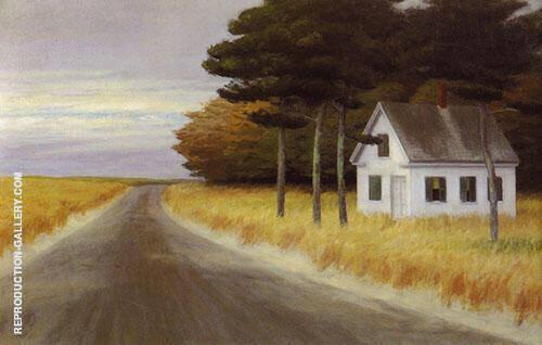Solitude No 56 1944 By Edward Hopper