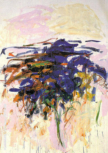 Reproduction of Untitled 1992 118 by Joan Mitchell | Oil Painting Replica On CanvasReproduction Gallery