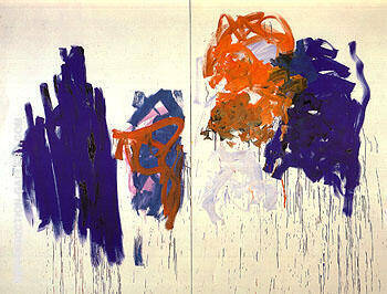 Merci 1992 Painting By Joan Mitchell - Reproduction Gallery