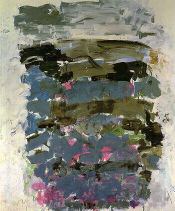 Champs 1990 By Joan Mitchell Replica Paintings on Canvas - Reproduction Gallery