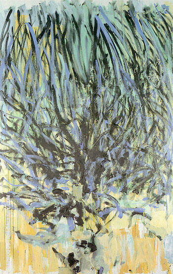 Tilleul 1978 67 Painting By Joan Mitchell - Reproduction Gallery