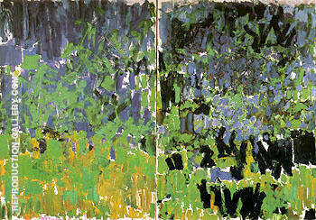 Posted 1977 By Joan Mitchell