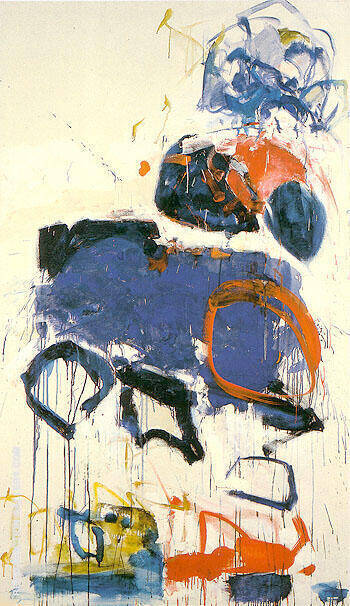 Untitled 1970 51 Painting By Joan Mitchell - Reproduction Gallery
